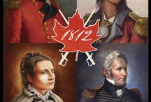 Famous 1812 Figures / Check out some famous people from the War of 1812.
