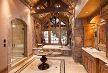Bathroom / by Mindy Peterson
