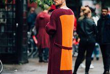 Уличная мода 2017 М