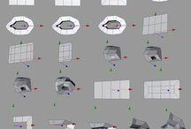 3D / 3D modeling