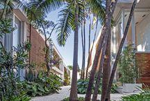 Catê Poli Paisagismo - Condomínio Bauhaus SP / Arquitetura Paisagismo Garden Design Landscape Architecture Arquitetura by Drucker Arquitetura Fotos by Ruben Otero