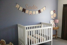 Nursery / by Brierley & Clover