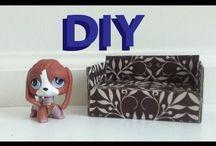 DIY / Fun and cool DIY / by Rainstar LPS