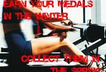 Fitness inspiration / by Rebecca Joanne