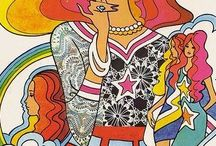 psychedelic sixties seventies
