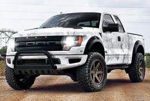Trucks / Mostly Ford Raptors