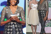 Our First Lady, Michelle Obama / by Olivia Benson