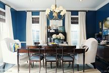 to decorate. dining room / by Kimberly Provo