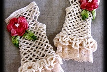 barefoot lace glove