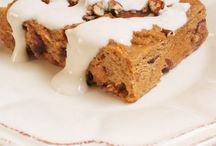 PUMPKIN BREAD PUDDING / by Marilou Kanis