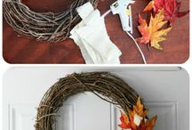 Thanksgiving/Fall DIY / by Jessica Startari