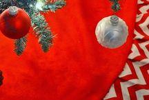Costuras de Natal - Christmas Sewing
