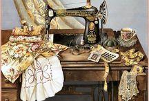 sewing ? / by Barbara Sullivan