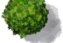 Top trees art