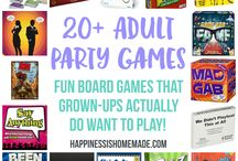 Games For Adults