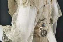 vintage and antique wedding gowns / by Cassandra Ericson