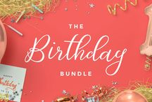 Font Bundles Extrodinaire / Awesome Font Bundles For Designers, Photographers, Crafters and Creatives.
