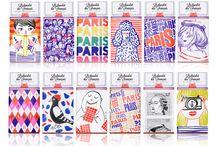 Le Chocolat des Français x Sergeant Paper