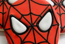 Spiderman Bday ideas for LV