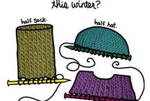 Knit Things / by Deb Kellen