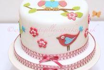 Cake ideas / Birthday cakes
