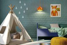Cama montessoriana / Essa cama criativa visa proporcionar uma série de estímulos para um melhor desenvolvimento físico, social e psicológico da criança!