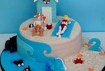Seaside birthday