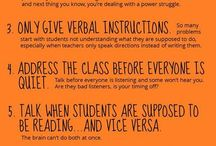 Clever classroom ideas