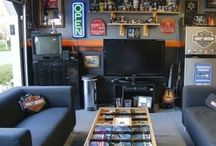 Man Cave / by Crystal Ortiz-Gerlach