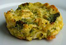 Recept / Krumplis brokkolipogi