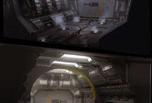 LD - Starship Interior