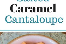 All things cantaloupe
