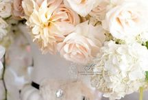 Carrie & Michael / Inspiration for your Wedding Flowers!