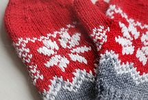 Snowflakes- Mittens