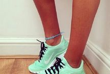 Running shoes / One day <3