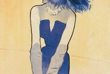 Vintage fashion Illustrations and Sewing Paterns