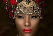 African Queen fashion