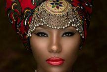 AFRICAN QUEEN STYLE