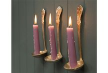Candlelight / Burning bright illuminate your home with some delightful RE candles.