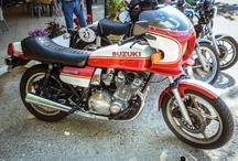 Suzuki / by CafeRacerCult.gr