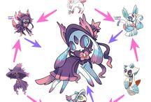 Pokémon Fusions