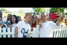 Marcus and Martinus / no words to say....they are my everything