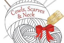 Cowls, Scarves & Neck: 2016 Ravelry Gift-A-Long / 2016 Ravelry Gift-A-Long: COWLS, SCARVES & NECK: Your favorite Indie Designers bring you the fourth annual Indie Design Gift-A-Long. Join one of our KAL/CALs Nov 22-Dec 31 for crafty fun and a chance to win prizes. On your mark…get set…GIFT!!