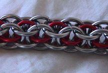 плетение из колец