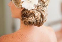 inspirations coiffures mariée
