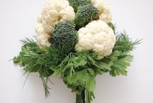 dekoracje z warzyw i owoców