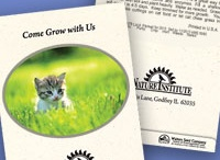 Personalized Seed Packets for Pets