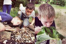 Summer Camp -Survival Skills