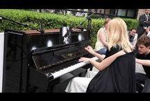 Piano vids