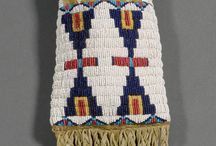 Beaded Pipebags / by Kiowa 5
